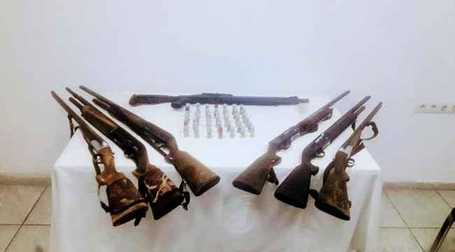 İzinsiz avlananlara 14 bin 556 lira cezası kesildi