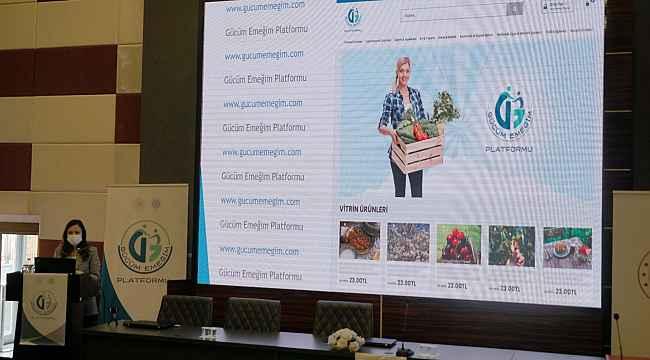 Üç ilde güçlerini birleştiren kadın kooperatifleri e-ticaretle kazanacak