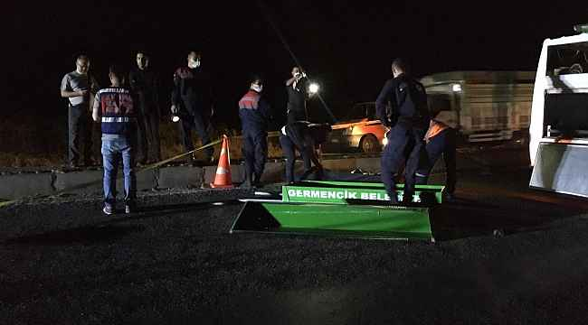 Bir kişinin ölümüne neden olan sürücü tutuklandı