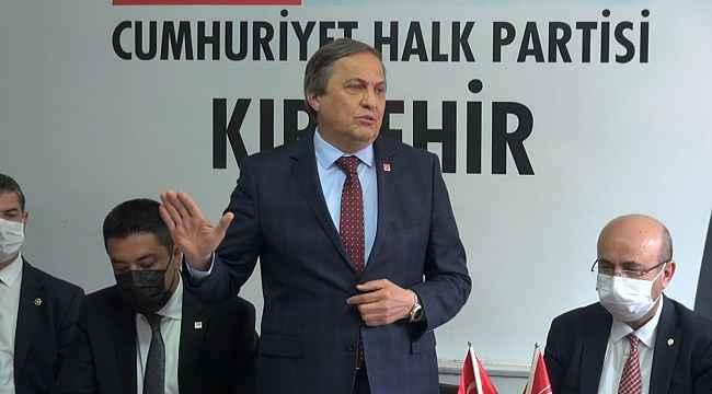 """CHP Genel Başkan Yardımcısı Torun: """"Birlikte nasıl daha iyisini yaparız çalışması yapıyoruz"""""""