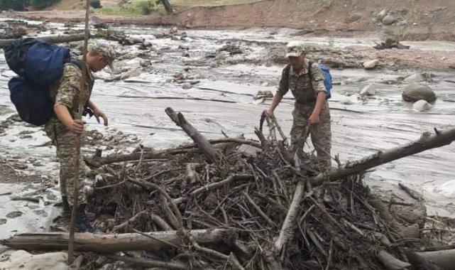 Kırgızistan'da sel: 6 ölü, 2 kayıp