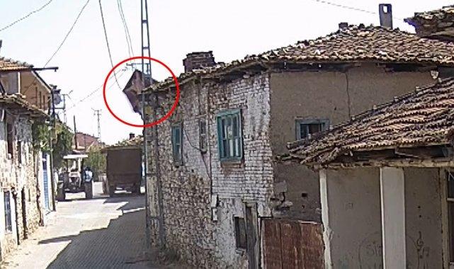 Tarhana sermek isterken 4 metreden beton zemine düşen yaşlı kadın hayatını kaybetti