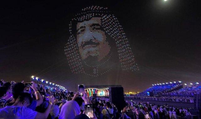 Suudi Arabistan'da Riyad Sezonu başladı: Etkinliğe 500 binden fazla kişi katıldı